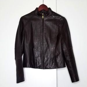 Wilson Leather Brown Jacket